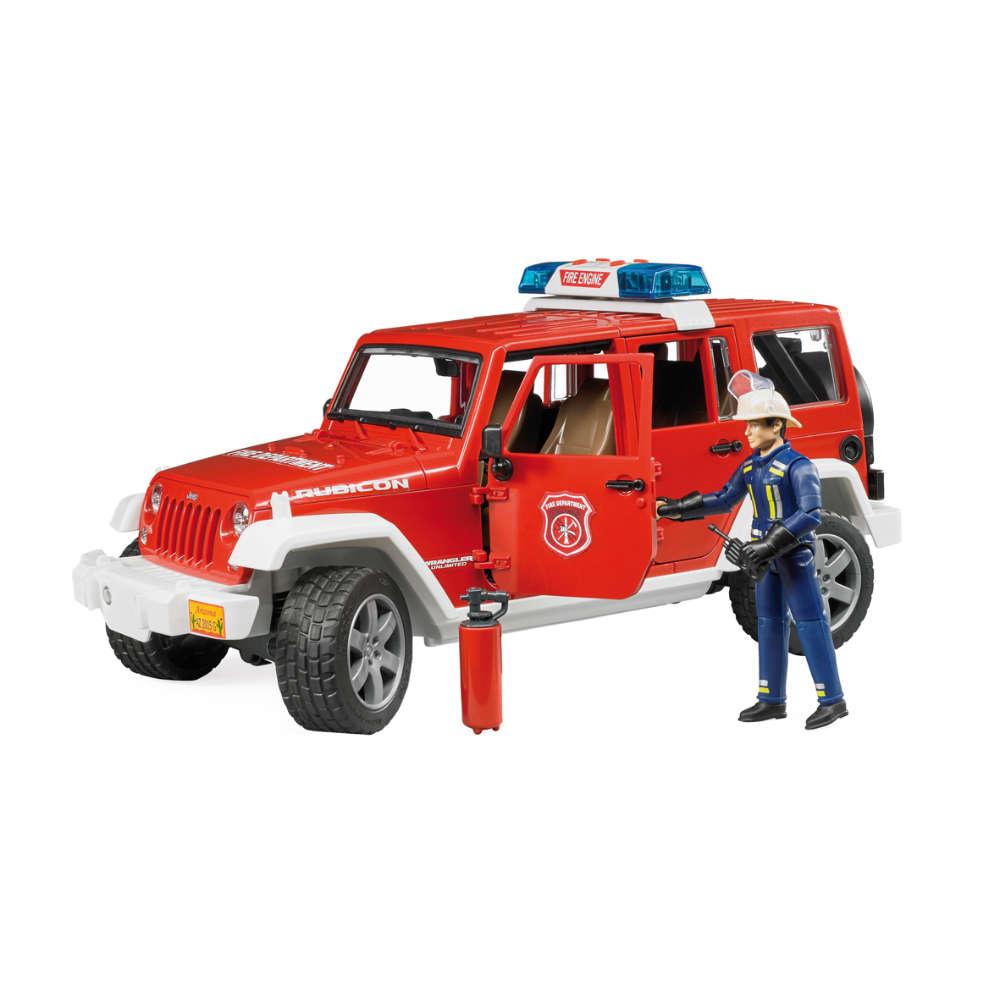 Grafik für bruder  Jeep Wrangler Unlimited Feuerwehr in raiffeisenmarkt.de