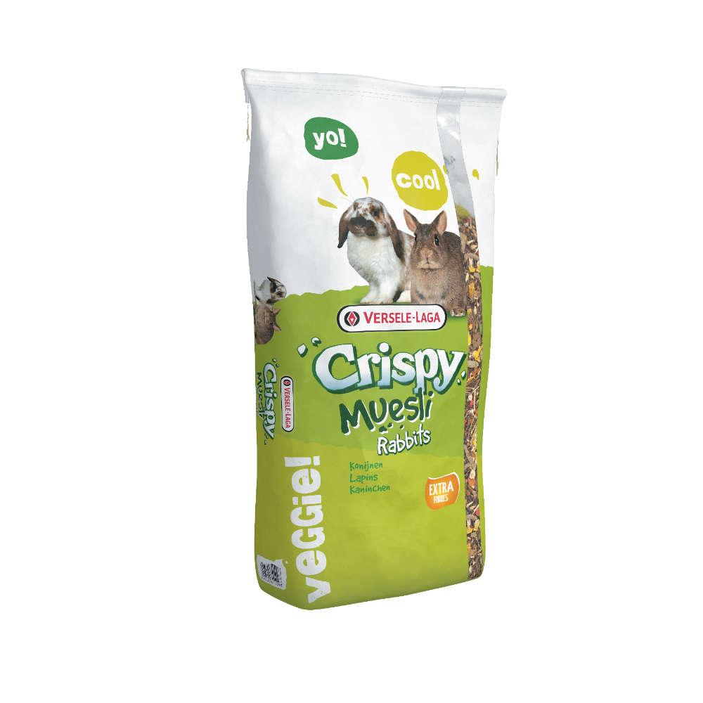 Crispy Muesli  Rabbits 20 kg