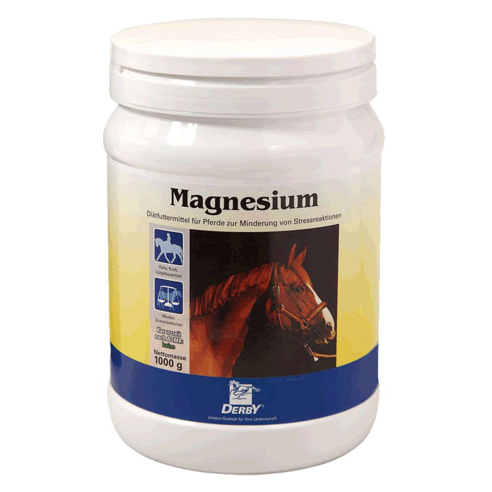 DERBY Magnesium - Ergaenzugsfuttermittel