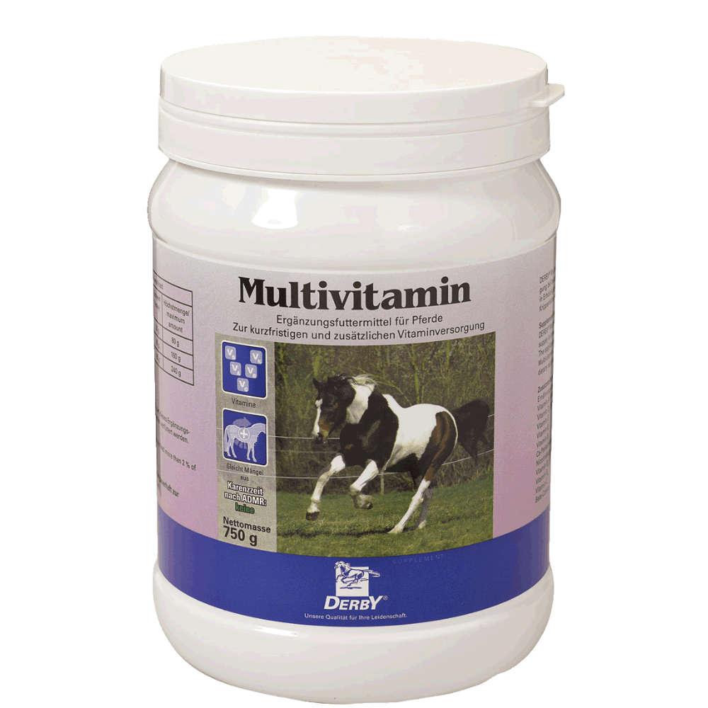 DERBY Multivitamin - Vitamine fuer Pferde