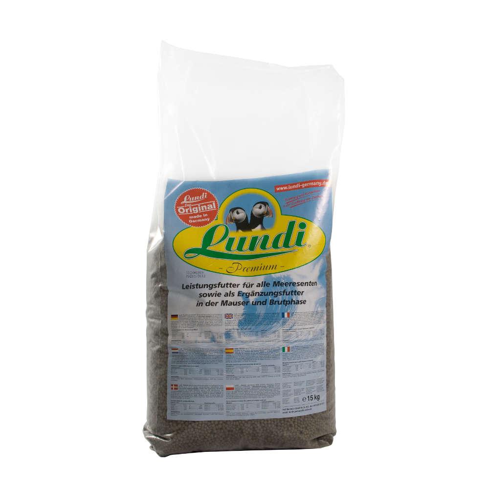 LUNDI Premium - Ziergefluegel