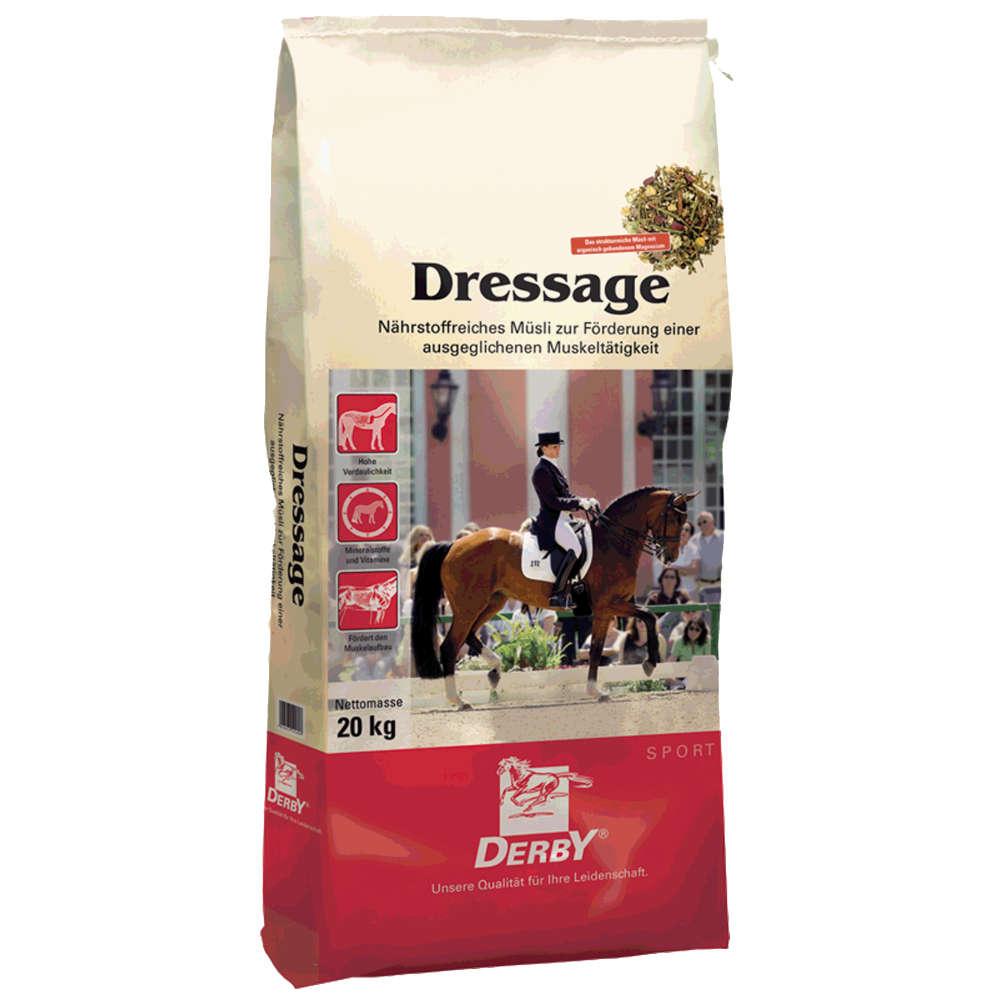 DERBY Dressage - Kraftfutter Pferd