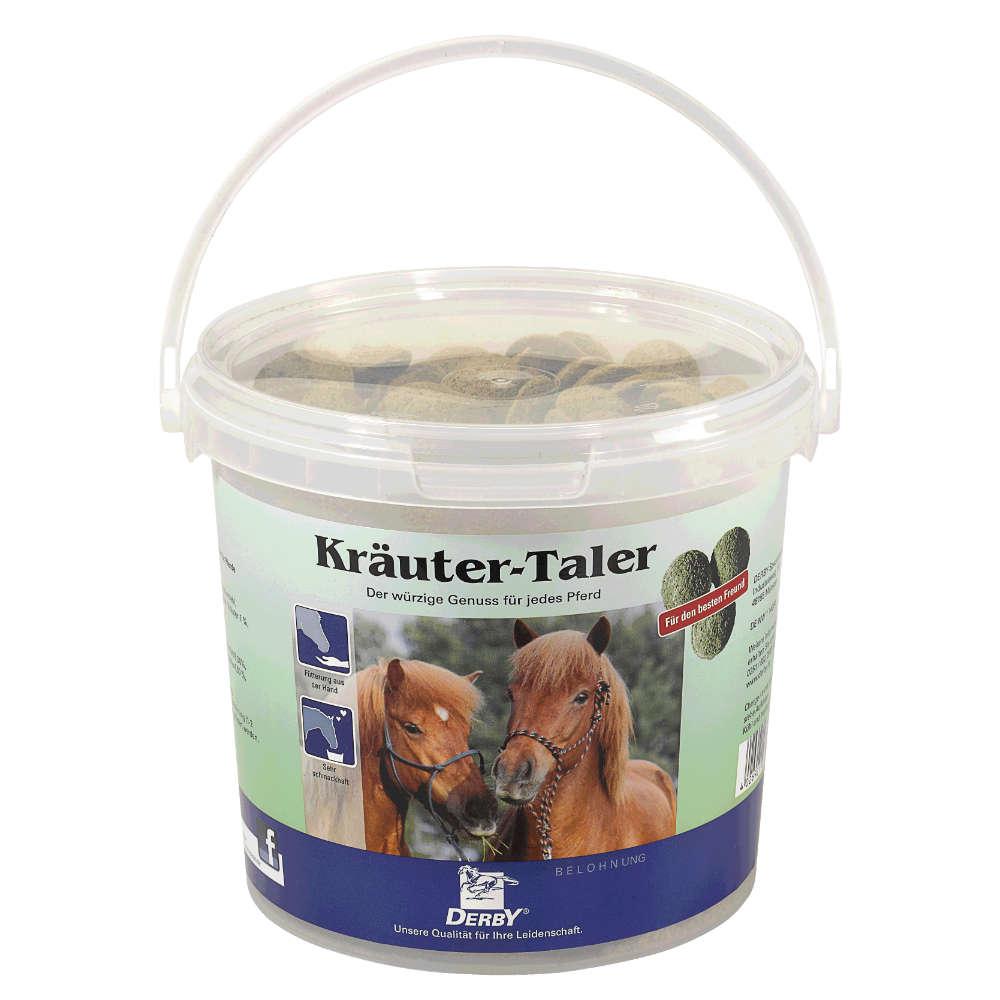 DERBY Kraeuter-Taler - Pferdeleckerlies