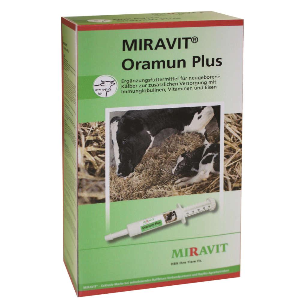MIRAVIT Ergänzungsfuttermittel Oramun Plus - Miravit