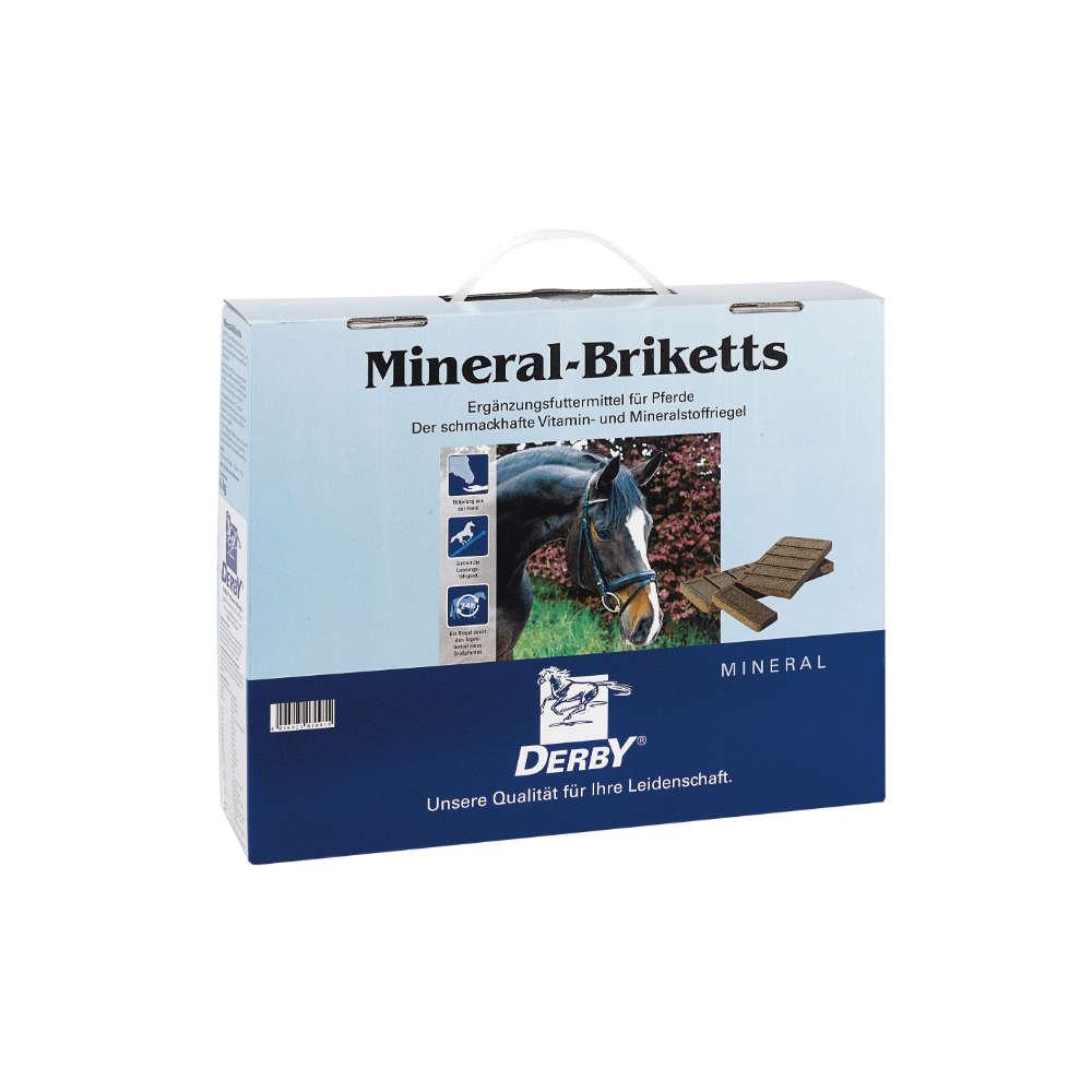 DERBY Mineral-Briketts - Mineralfutter