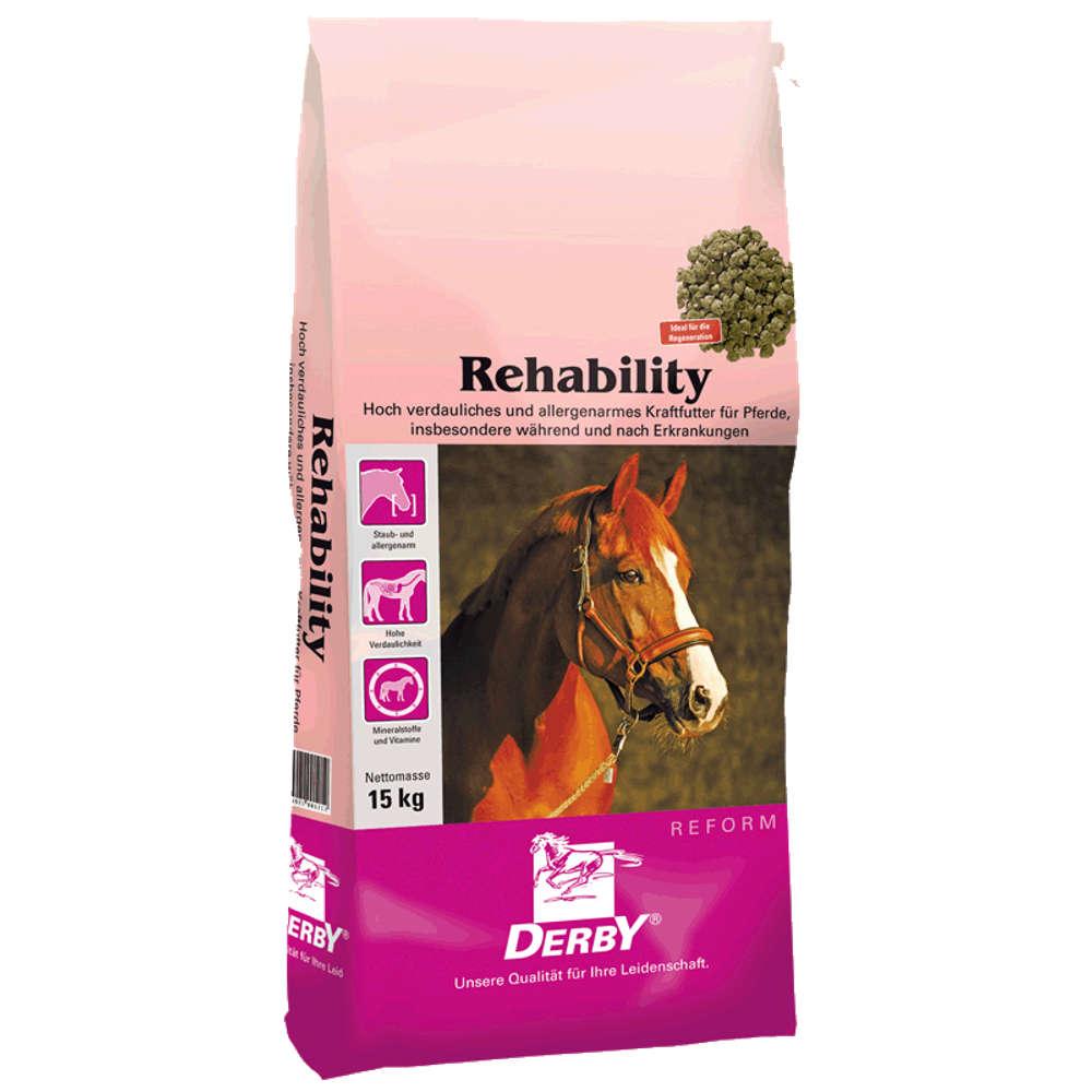 DERBY Rehability - Ergaenzugsfuttermittel
