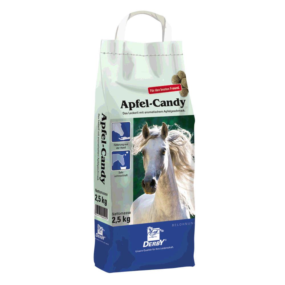 DERBY Apfel-Candy - Pferdeleckerlies