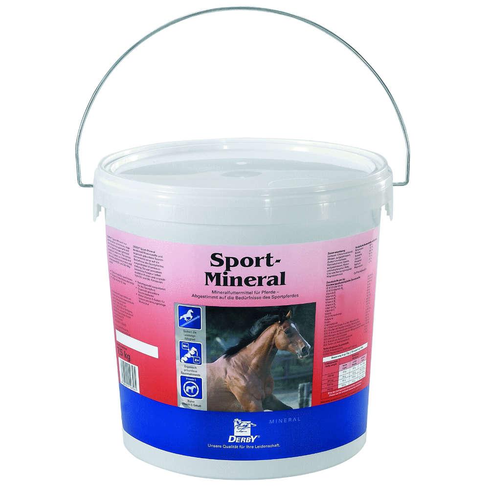 DERBY Sport-Mineral - Mineralfutter