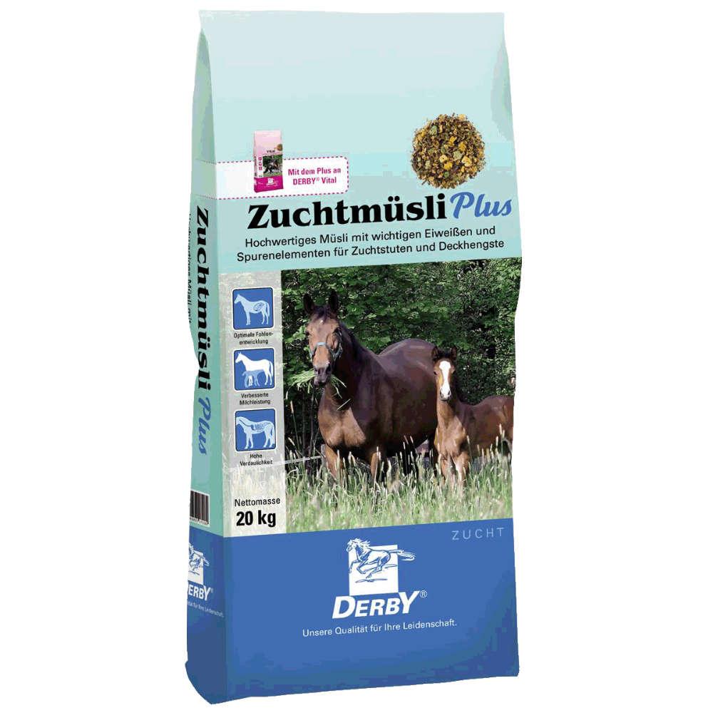 DERBY ZuchtmuesliPlus - Pferdemuesli