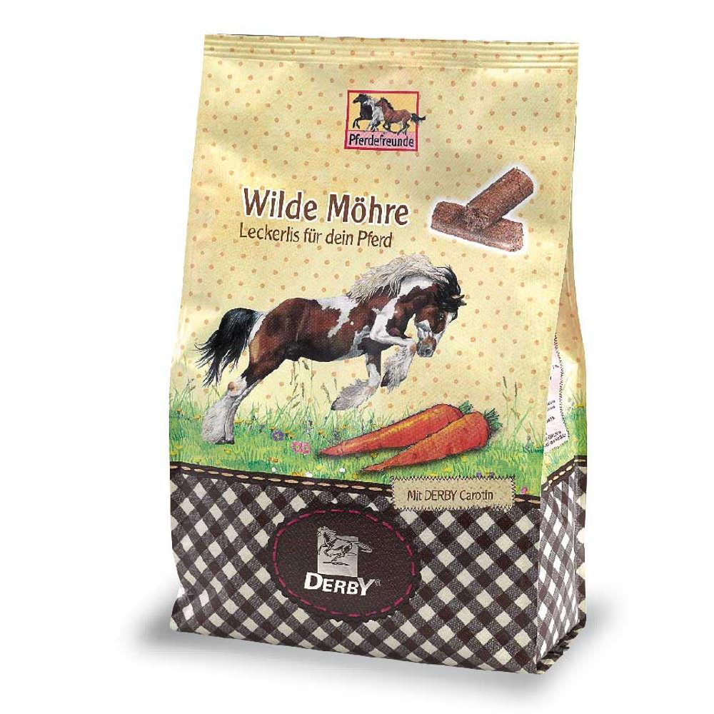 Pferdefreunde Wilde Moehre - Pferdeleckerlies