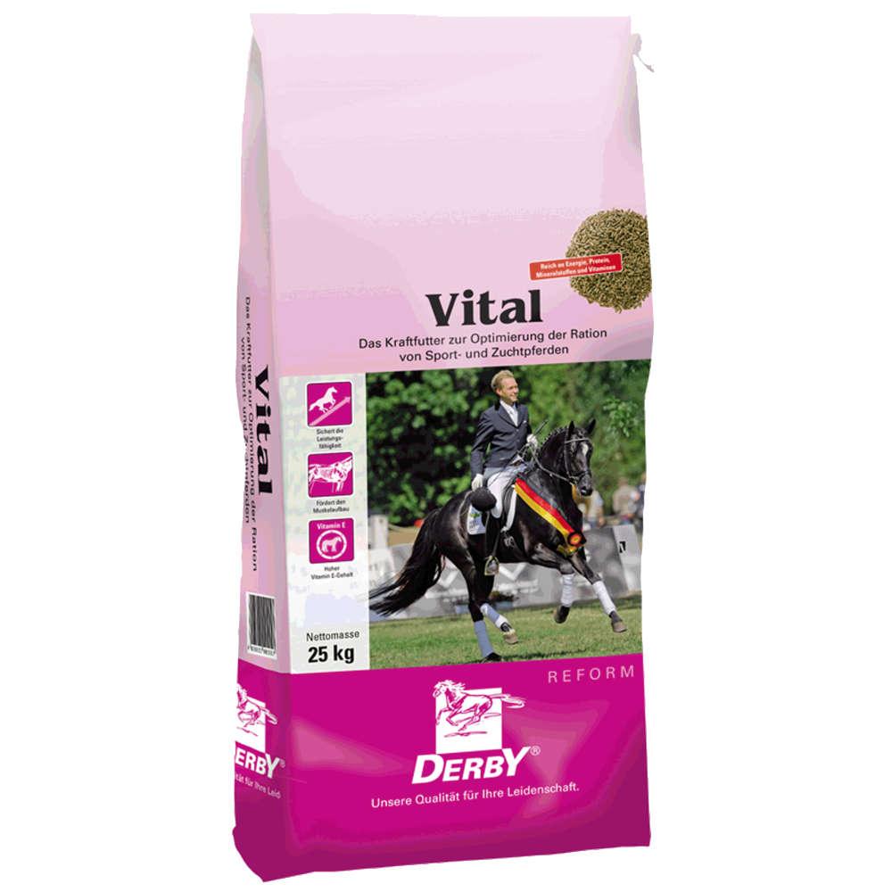 DERBY Vital - Ergaenzugsfuttermittel