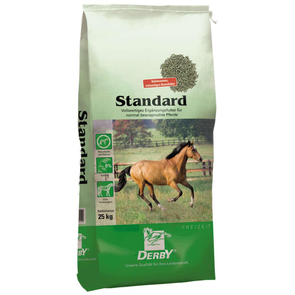 DERBY Standard - Kraftfutter Pferd