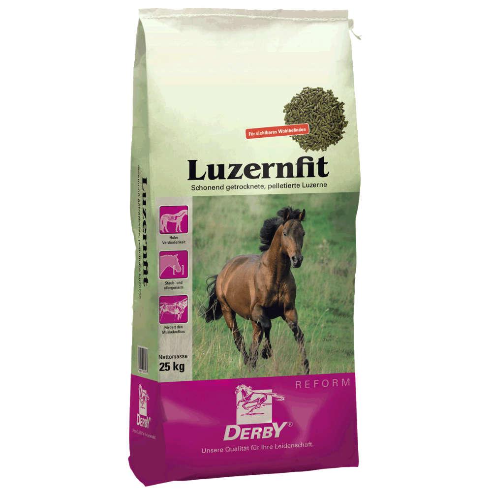 DERBY Luzernfit - Ergaenzugsfuttermittel