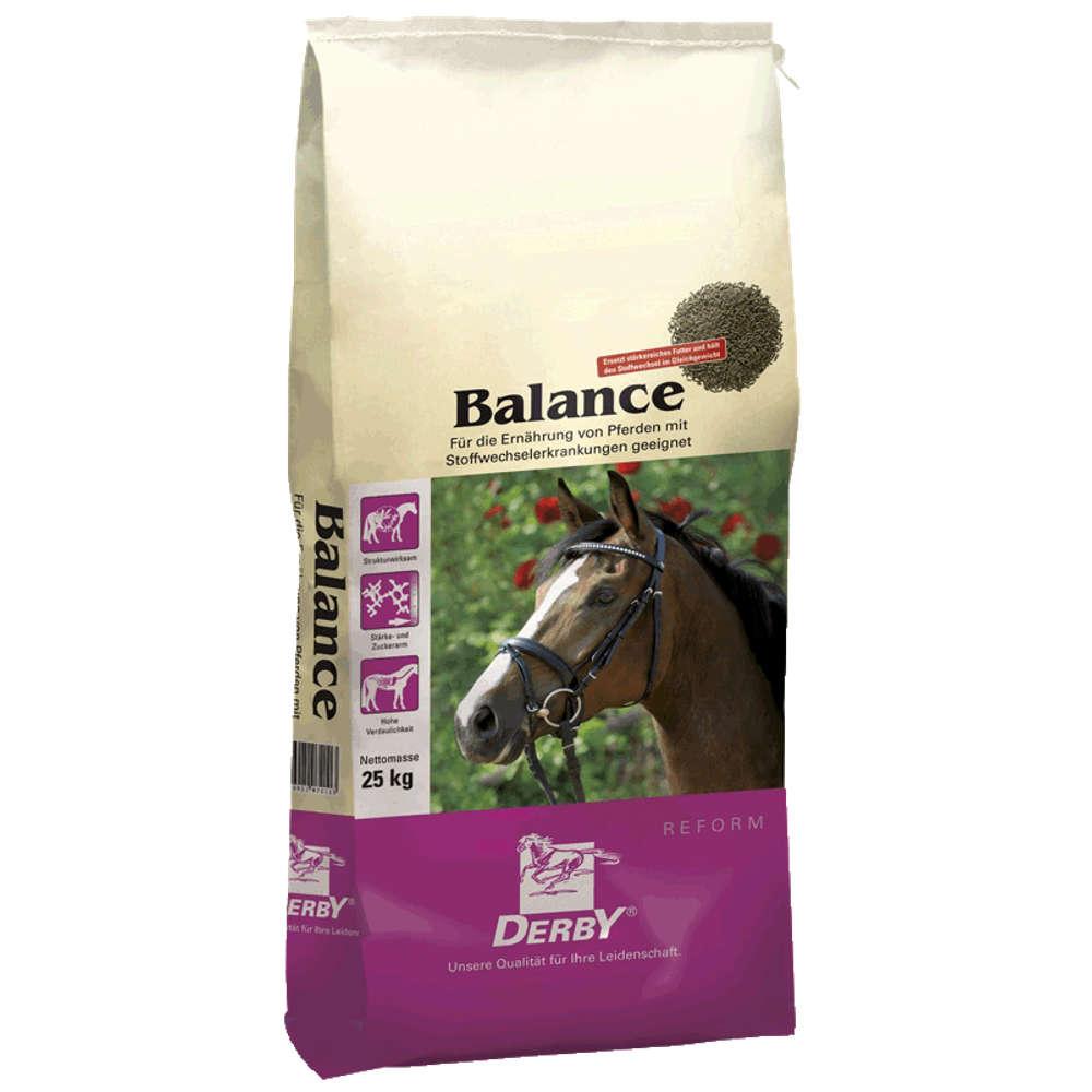 DERBY Balance - Kraftfutter Pferd
