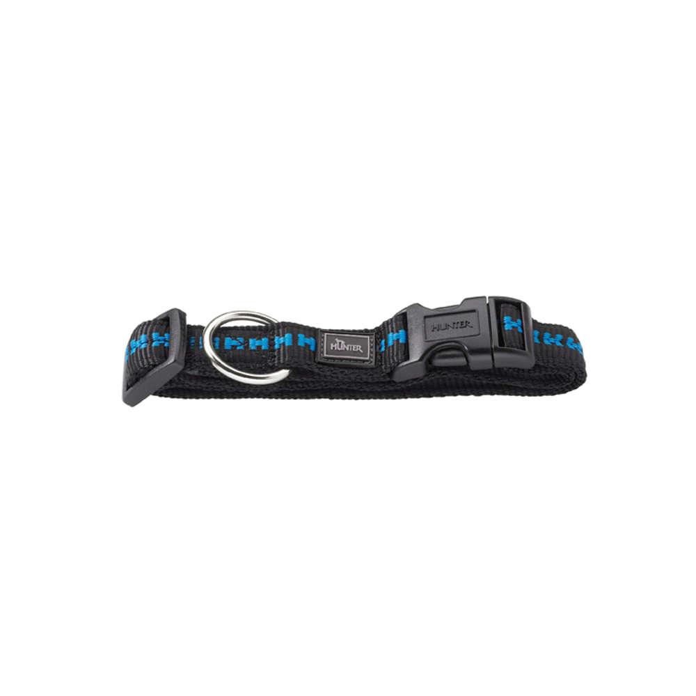 HUNTER Halsung Power Grip Vario Basic Soft Gr.S - Hundehalsband