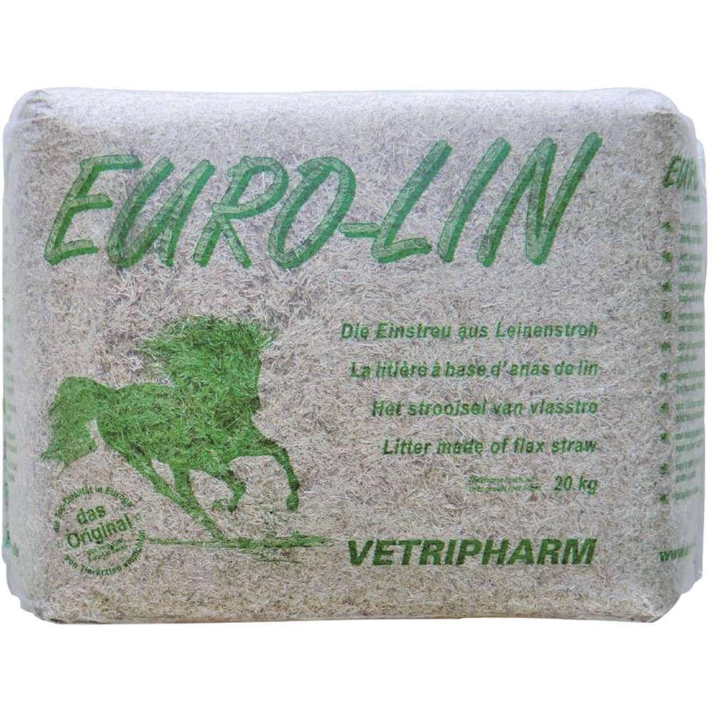 EURO-LIN Einstreu aus Leinenstroh