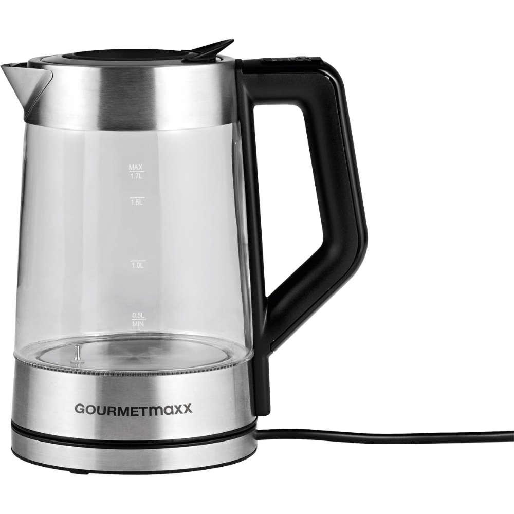 GOURMETmaxx Glaswasserkocher