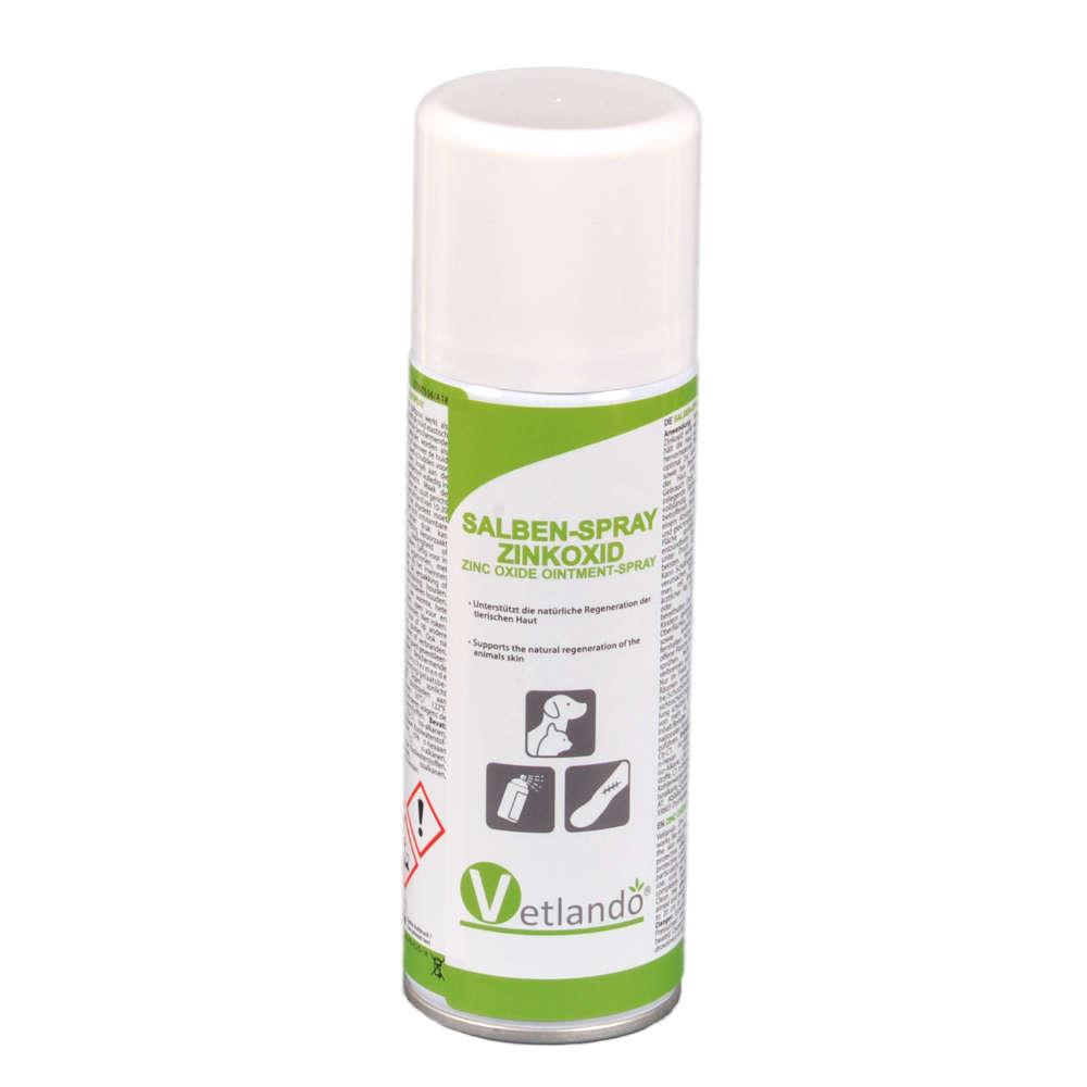 Vetlando Salben-Spray-Zinkoxyd 200ml