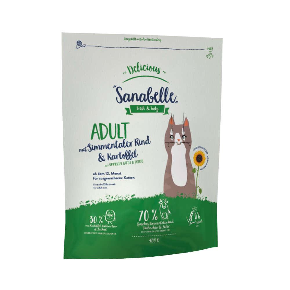 Sanabelle Adult Simmentaler Rind + Kartoffel