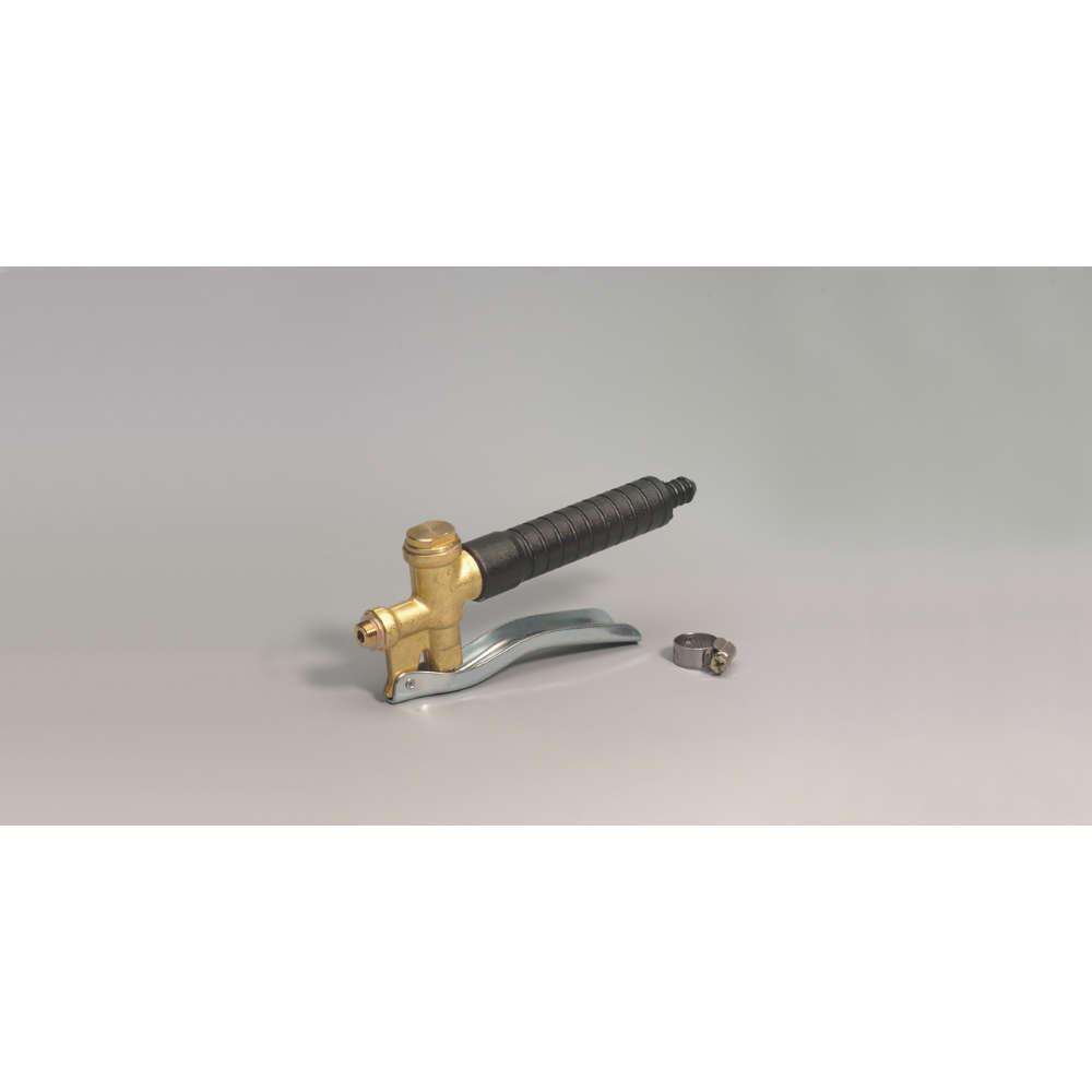 Gloria MS-Schnellschluss-Ventil komplett mit Siebrohr