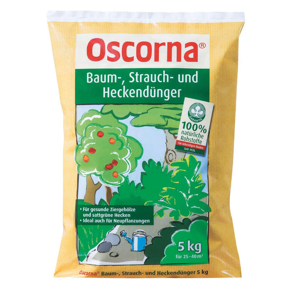 Oscorna Baum-, Strauch- und Heckenduenger - Gartenduenger