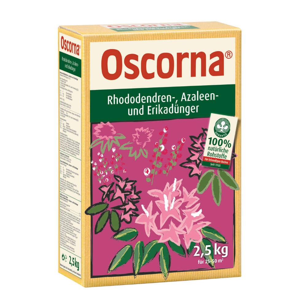 Oscorna Rhododendren-, Azaleen- und Erikaduenger - Gartenduenger