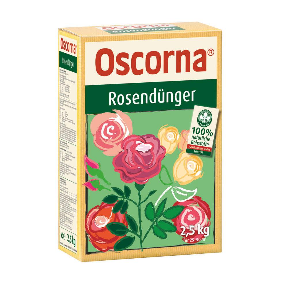 Oscorna Rosenduenger - Gartenduenger