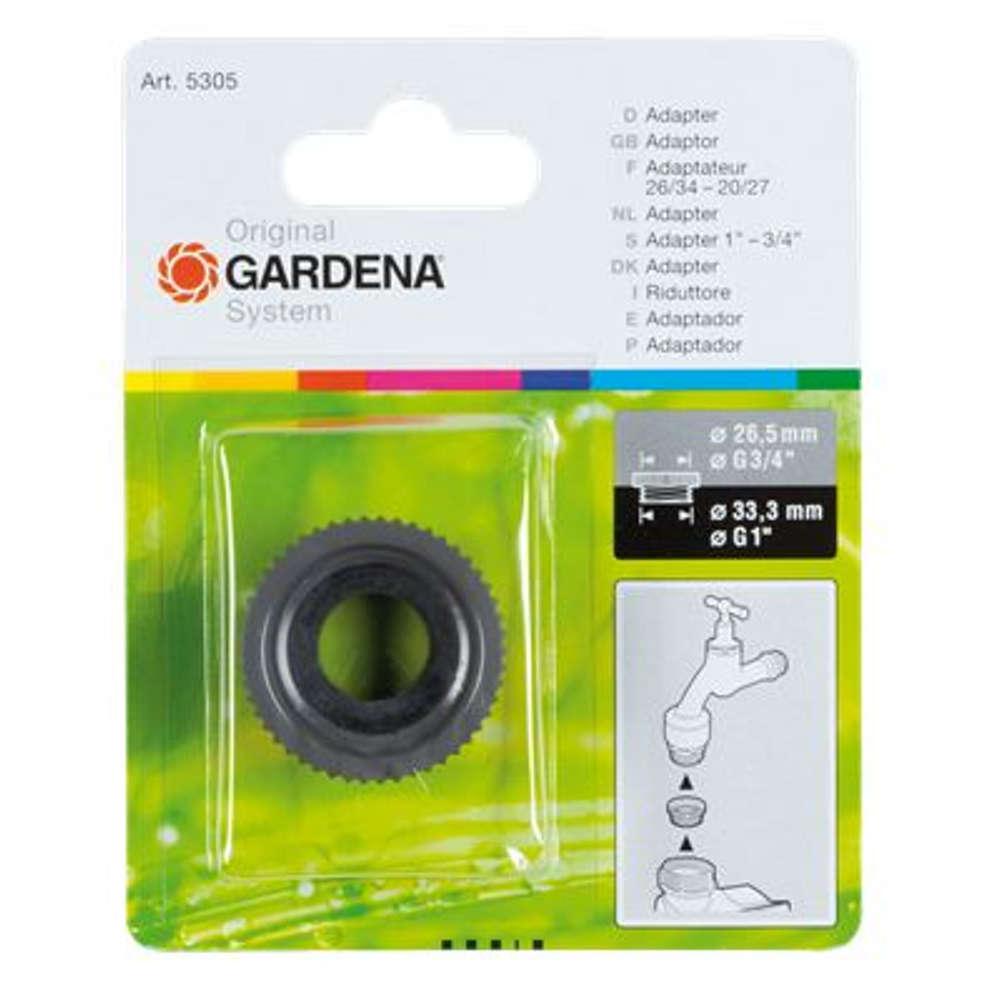 Gardena Adapter - Anschluesse & Kupplungen