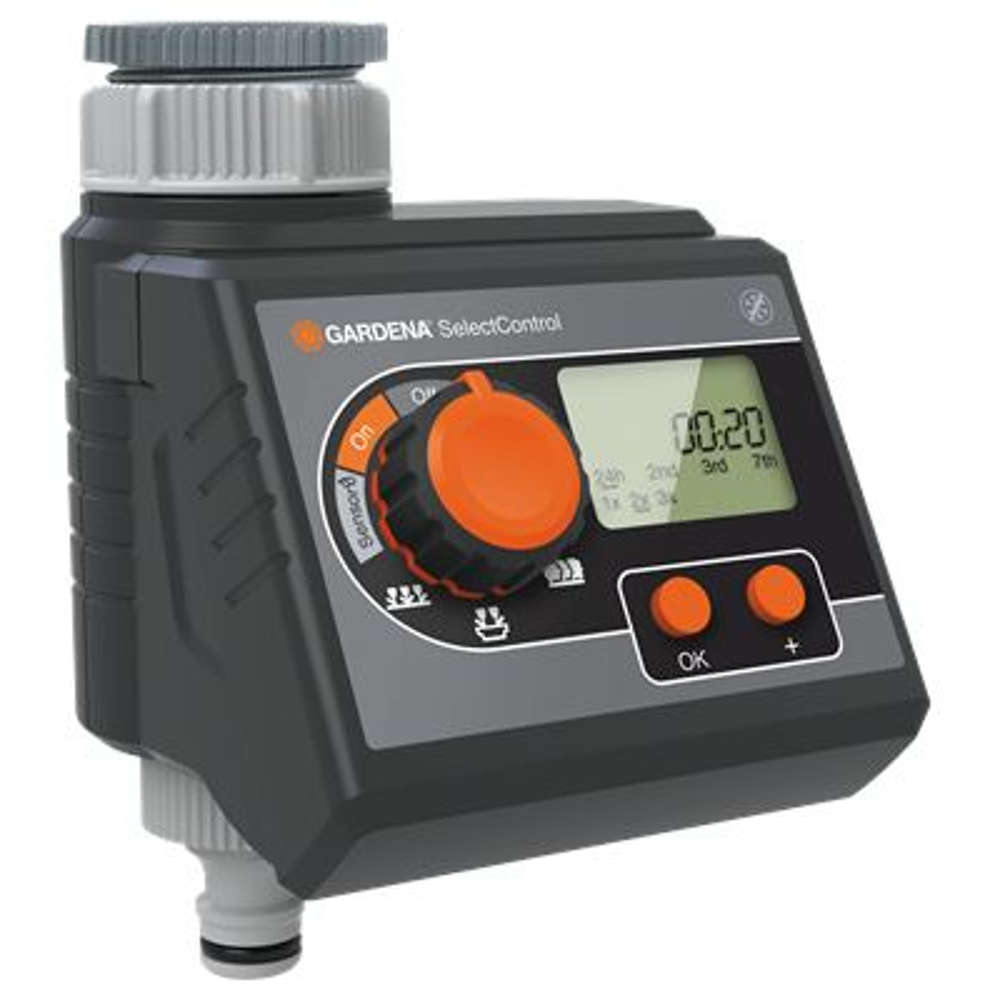 Grafik für Gardena Bewässerungscomputer SelectControl in raiffeisenmarkt.de