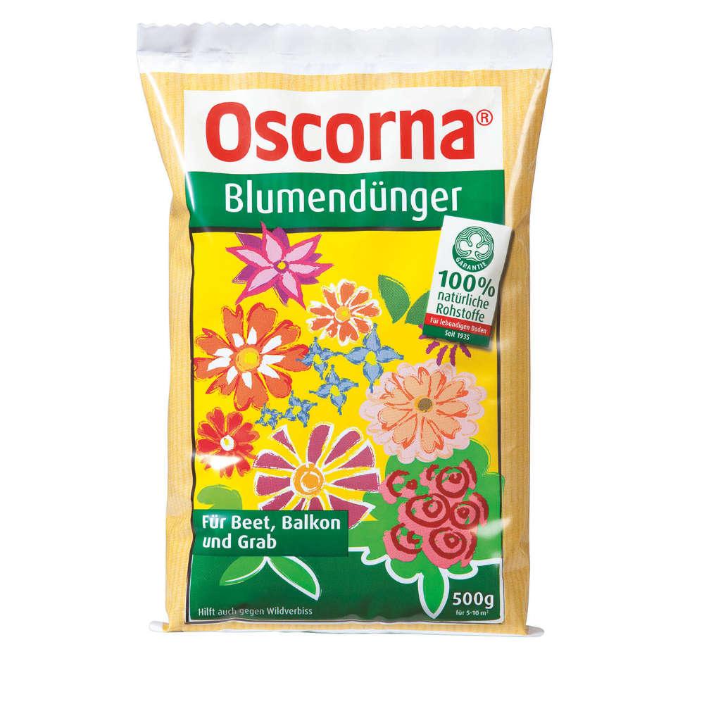 Oscorna Blumenduenger - Gartenduenger