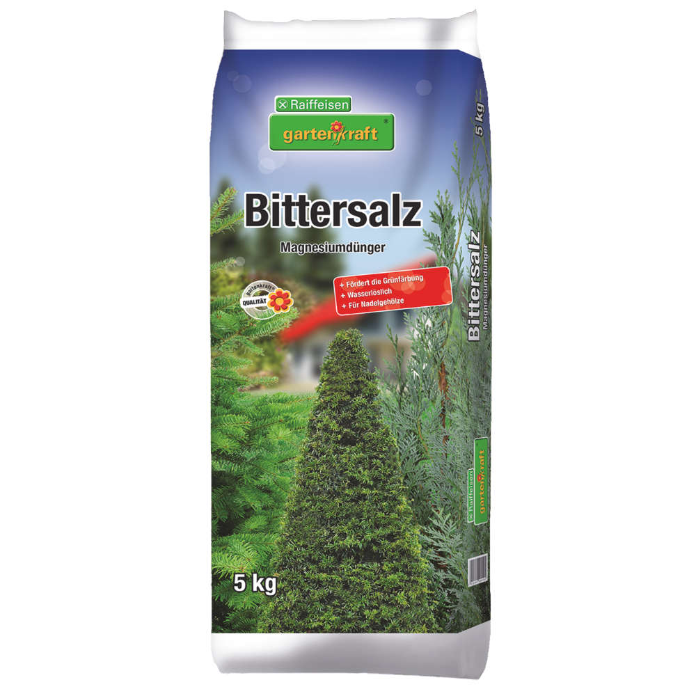 gartenkraft Bittersalz - Gartendünger