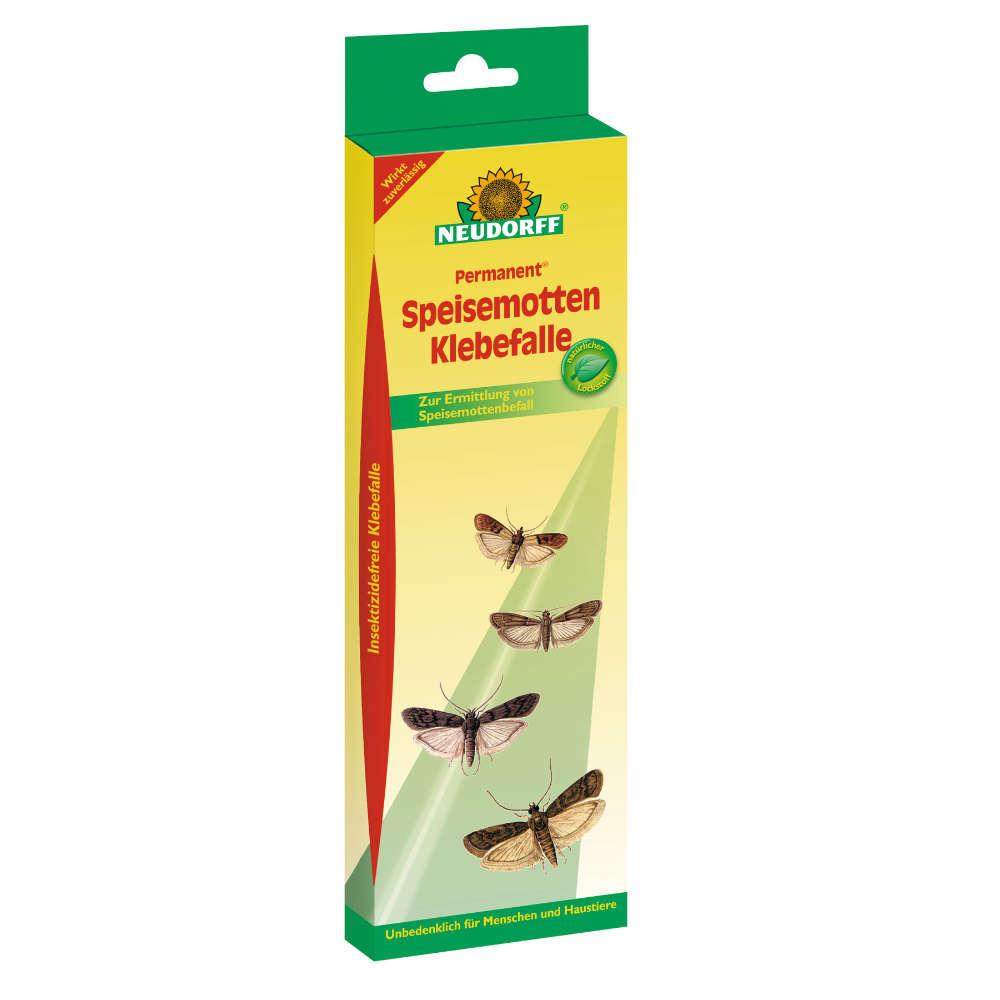 Neudorff Permanent Speisemotten Klebefalle - Insektenvernichtungsmittel