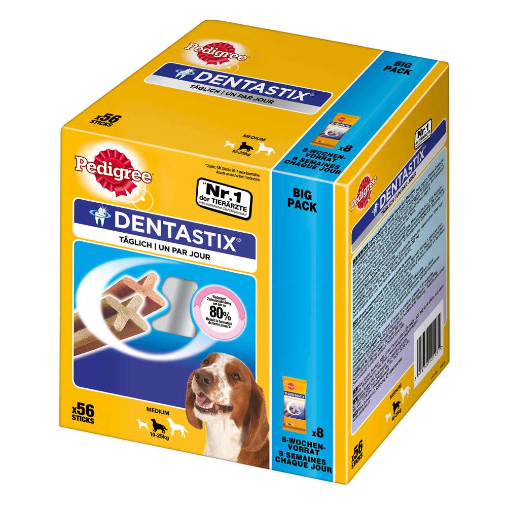 Grafik für PEDIGREE Dentastix Big Pack für mittelgroße Hunde in raiffeisenmarkt.de
