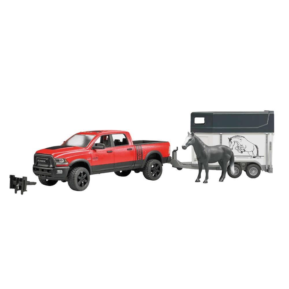 Grafik für bruder Ram Power Wagon in raiffeisenmarkt.de
