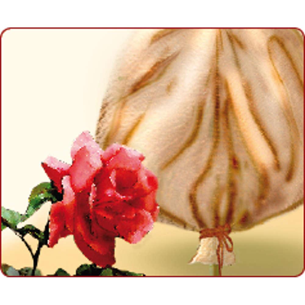 gartenkraft Rosen-Vlies-Hauben - Gartengestaltung