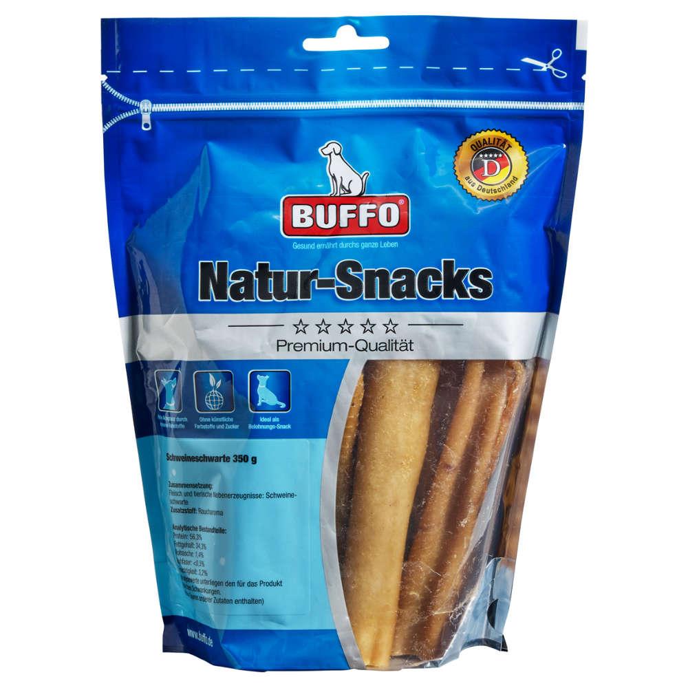 BUFFO Natur-Snacks Schweineschwarte 350g