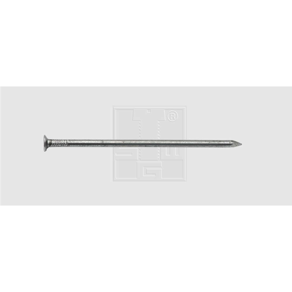 Nägel Senkkopf DIN 1151 3,8 x 100 mm Stahl blank 1 kg