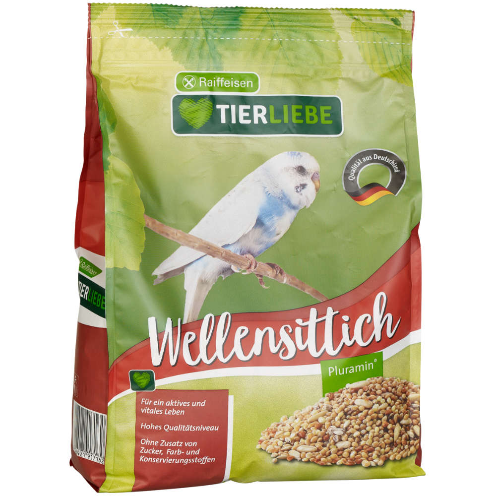 TIERLIEBE Wellensittichfuter