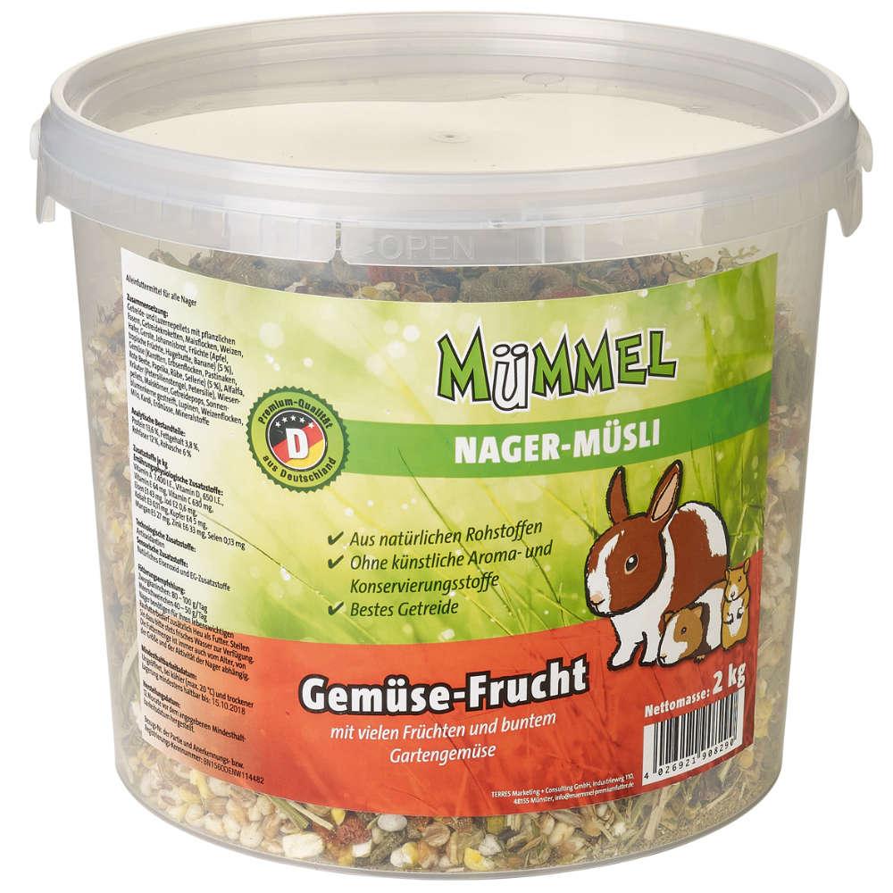 Grafik für MÜMMEL Gemüse-Frucht-Müsli in raiffeisenmarkt.de