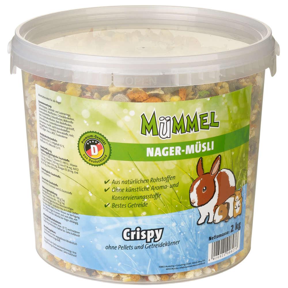 Mümmel Crispy-Müsli