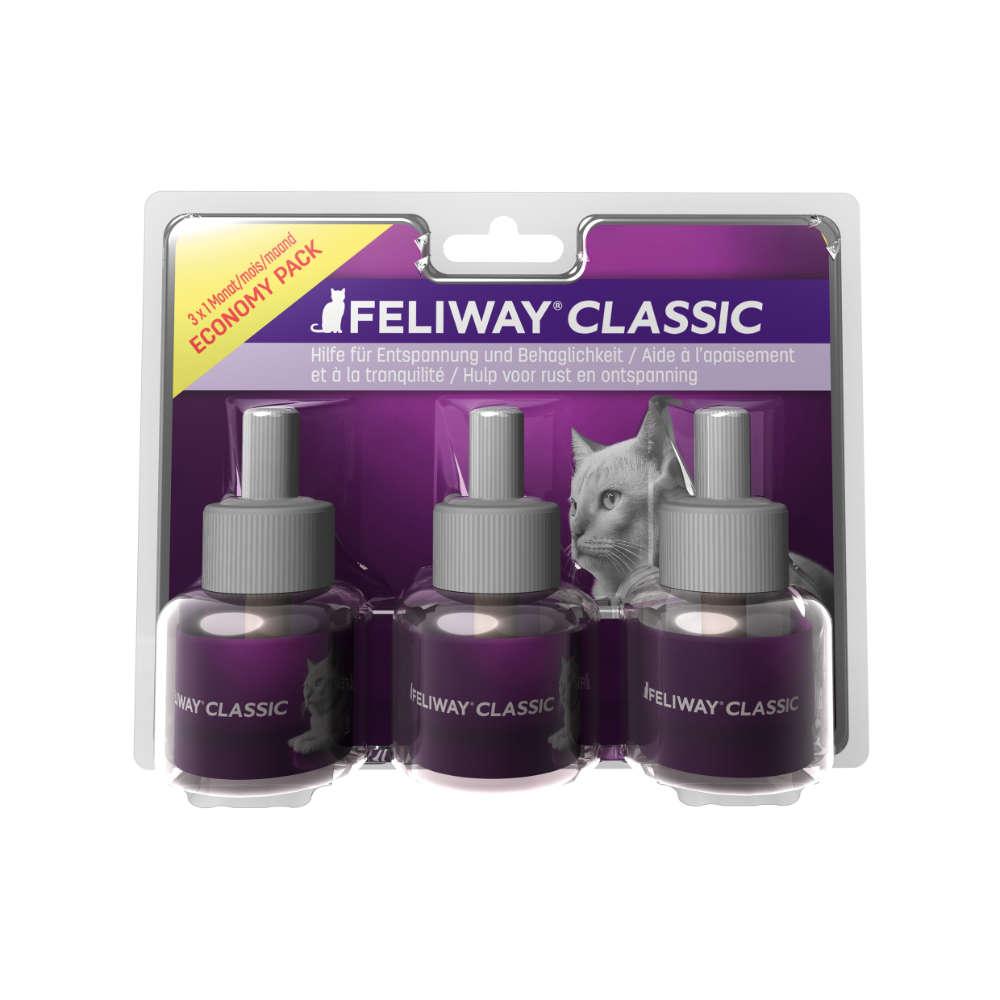 FELIWAY Classic 3x30 Tage Vorteilspack, 3x48ml