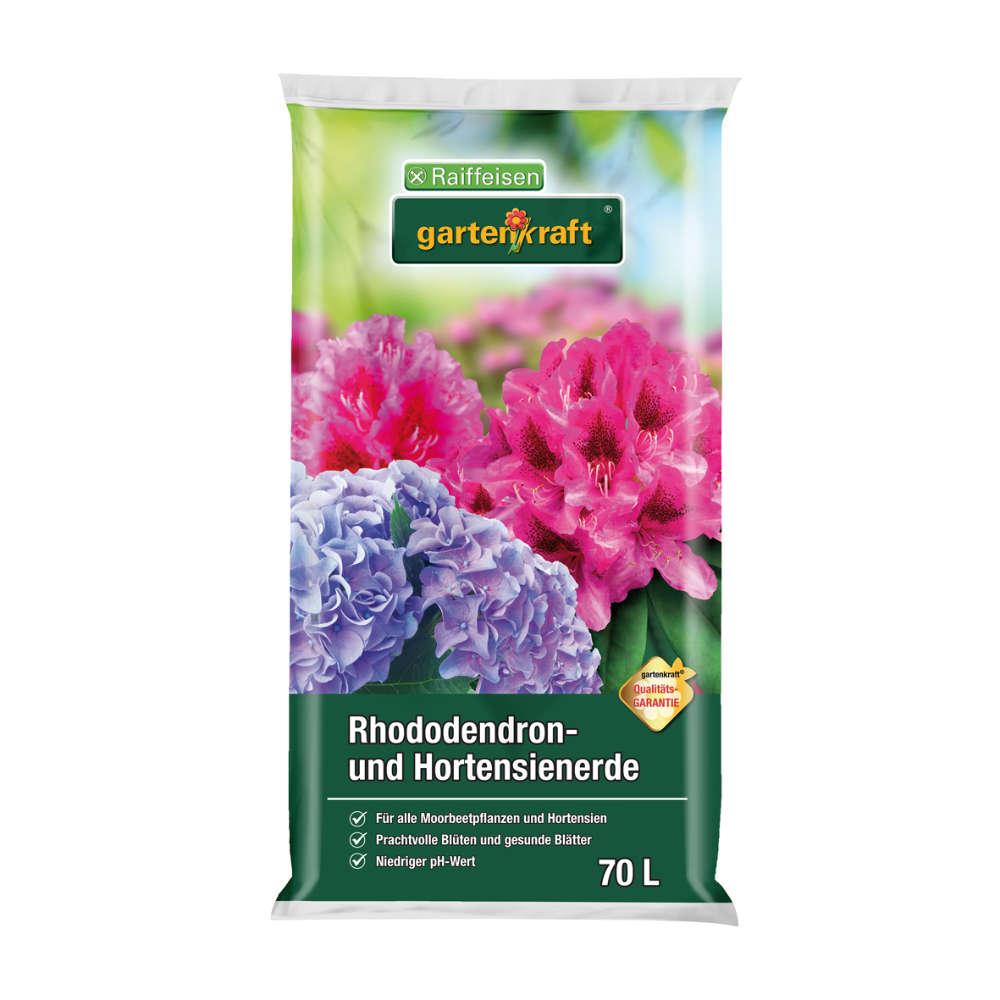 Raiffeisen gartenkraft Rhododendron- und Hortensienerde