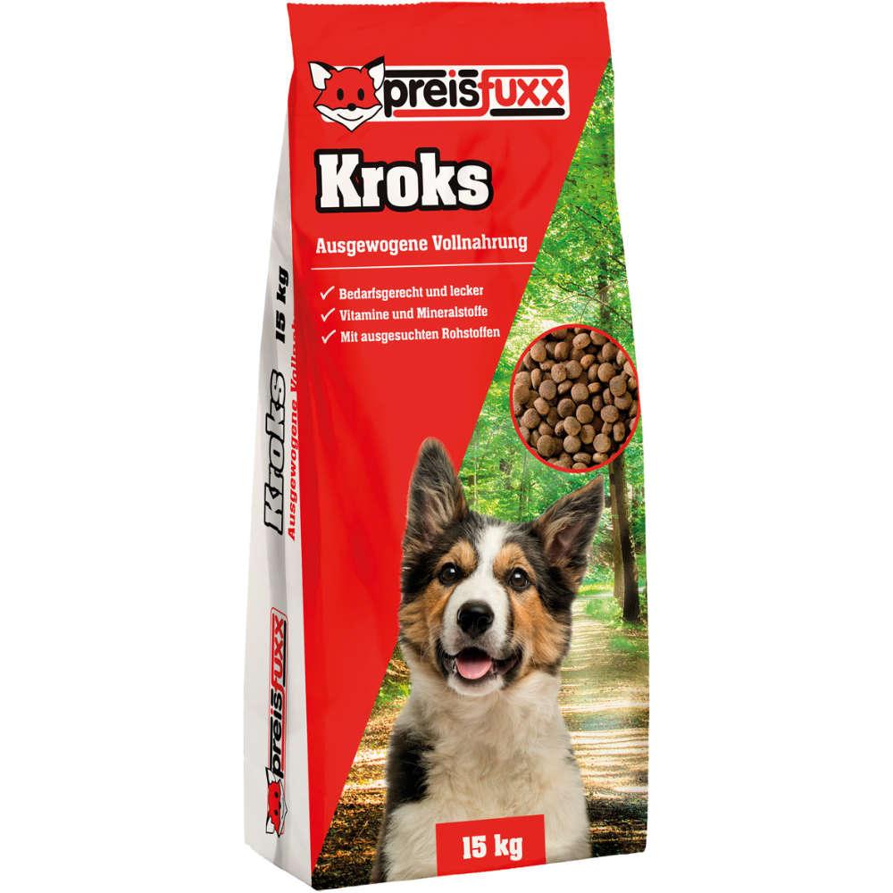 preisfuxx Kroks - Hunde-Trockenfutter