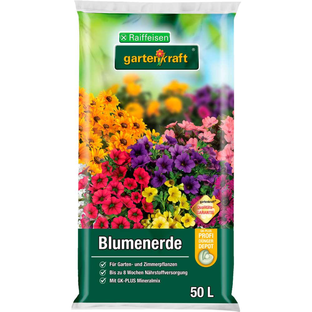 Raiffeisen Gartenkraft Blumenerde Raiffeisenmarkt De
