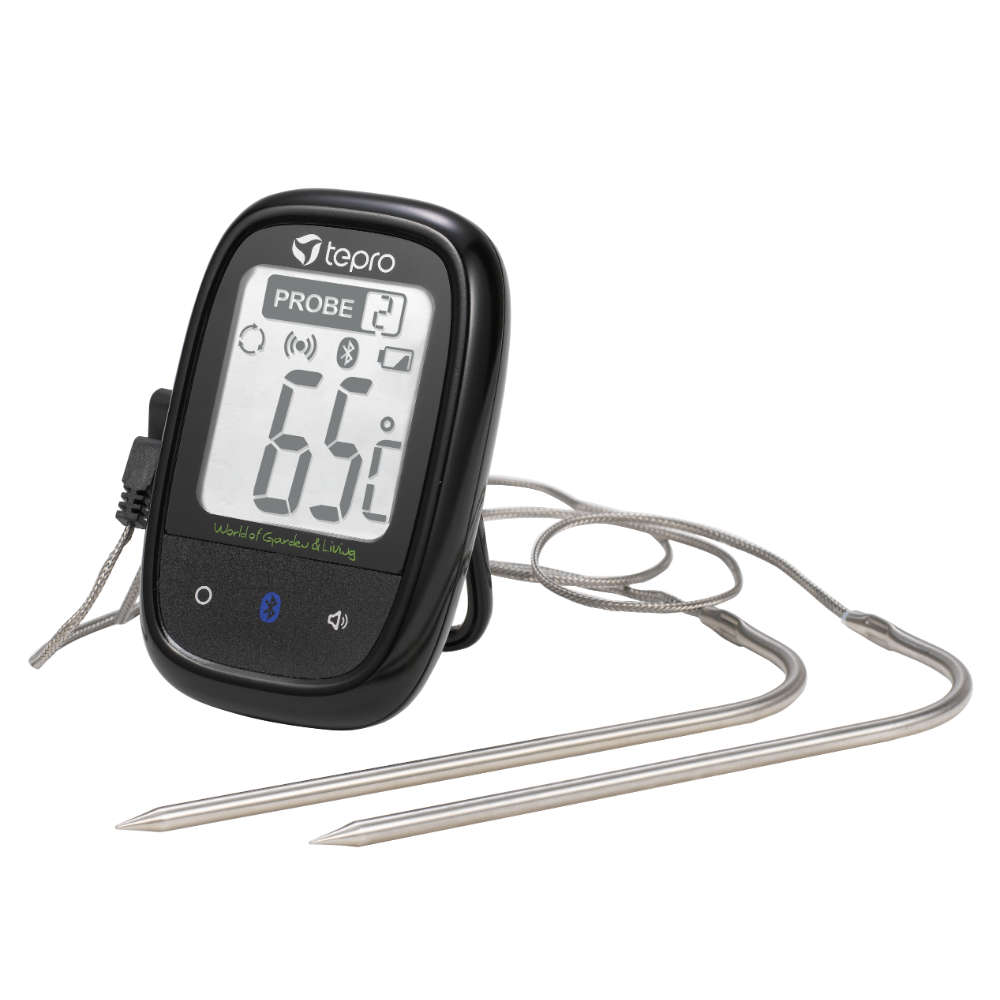 tepro Thermometer mit Bluetooth