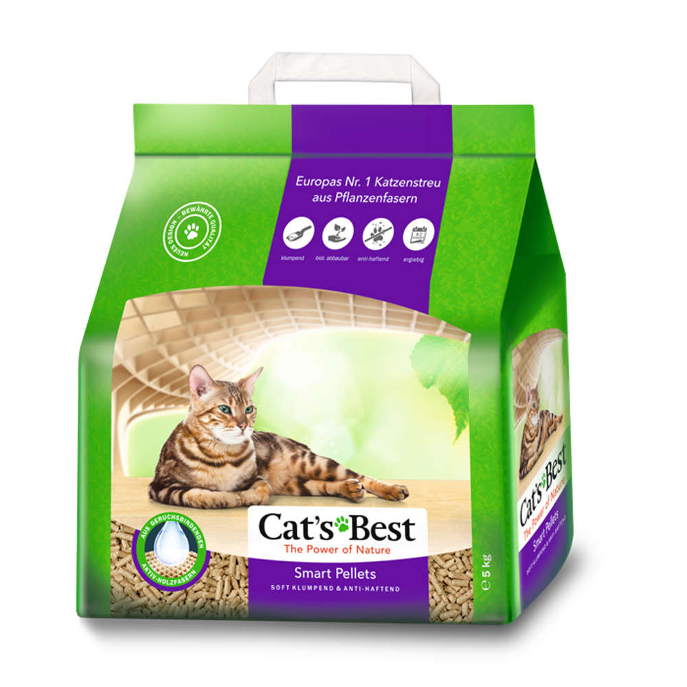 Grafik für CAT´S BEST Smart Pellets Katzenstreu in raiffeisenmarkt.de
