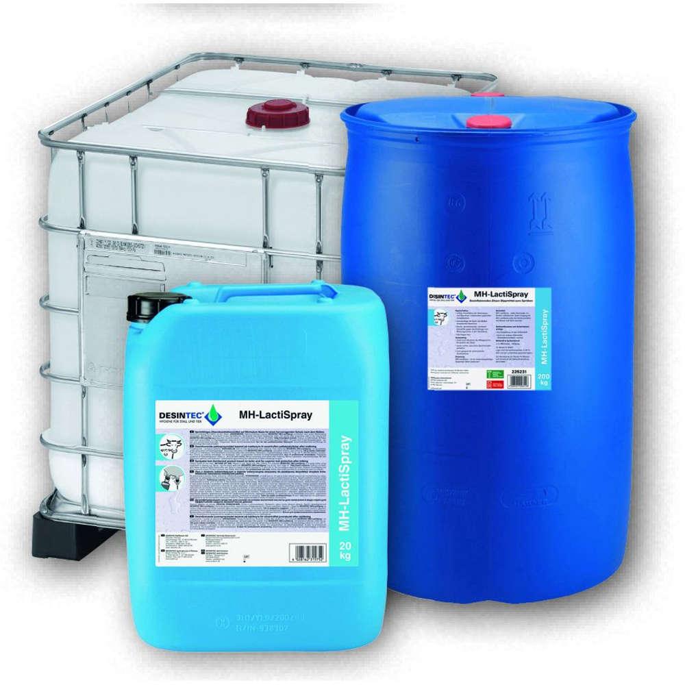 DESINTEC® MH-LactiSpray - Euterhygiene