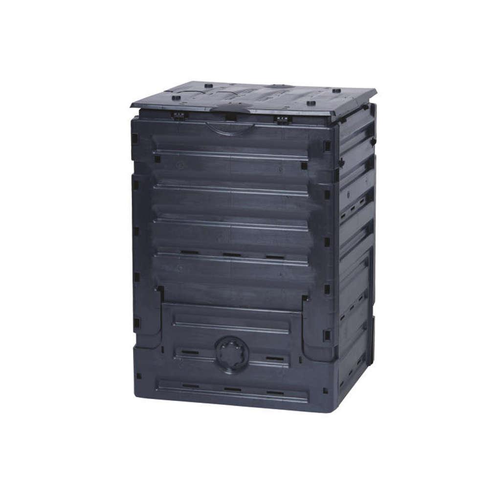 GARANTIA Komposter Eco-Master 300 l schwarz