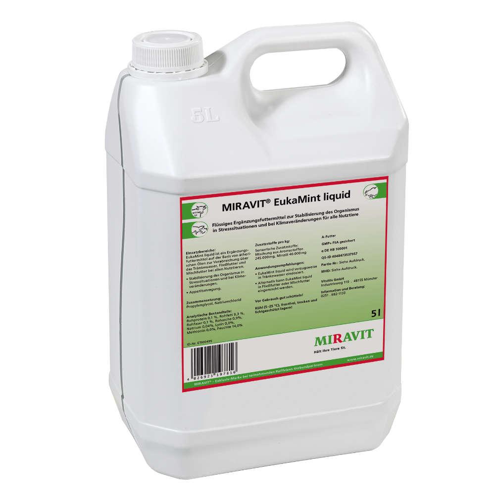 MiraVit EukaMint liquid