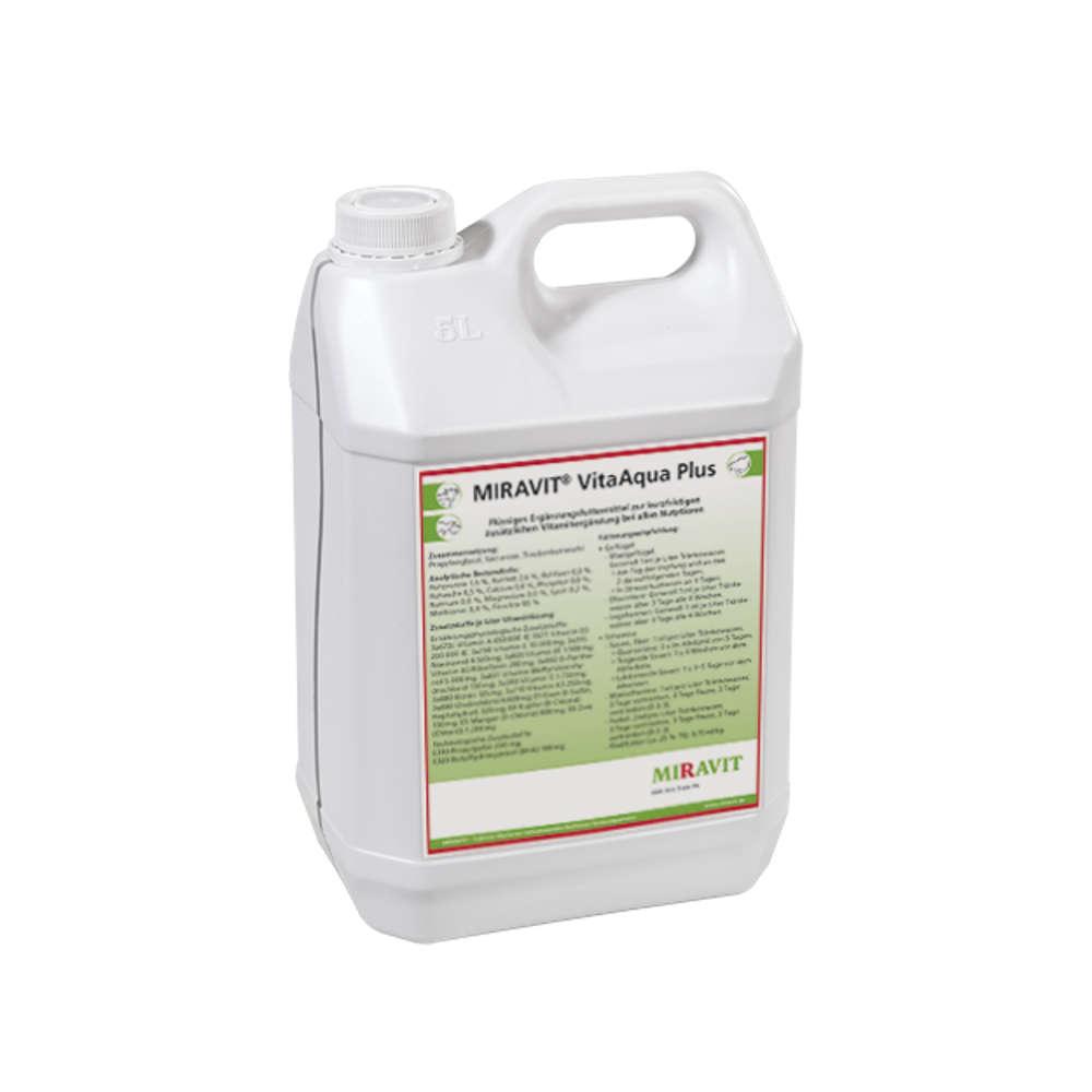 MIRAVIT Ergänzungsfuttermittel VitaAqua Plus - Miravit